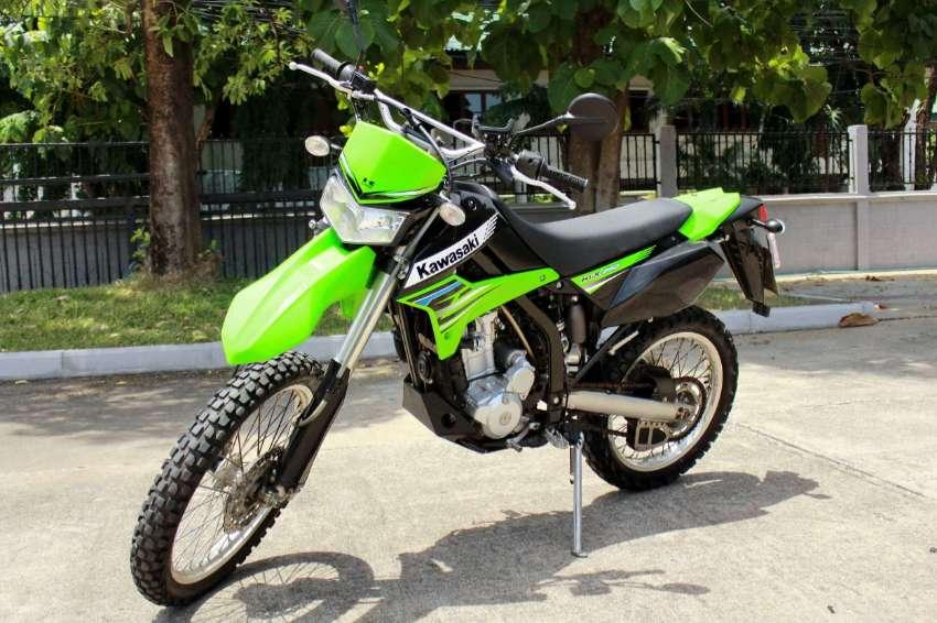 2012 Kawasaki KLX 250 M/T