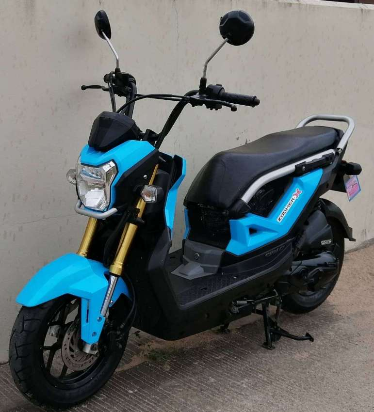 06/2016 Honda Zoomer - - 33.900 ฿ Finance by shop
