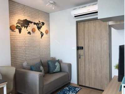 (เช่า) FOR RENT IDEO O2 BANGNA / Studio / 27 Sqm.**13,000**