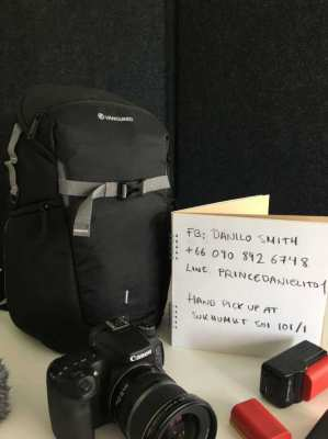 Canon 70D + Canon EF-S 10-22 mm + EXTRAS