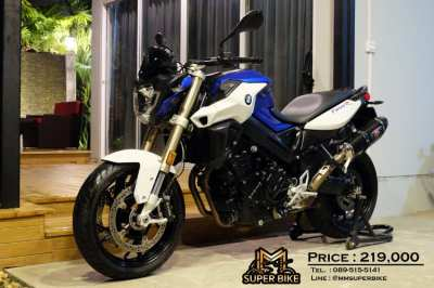 [ For Sale ] BMW F800R 2015 excellent condition with only 6,0xx km!