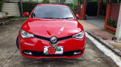 MG 5 AT 2018 Sunroof Only 2,000 K.m