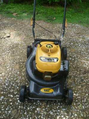 Lawn mower , Talon 4stroke