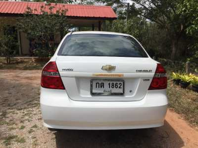 chevy  aveo  75000 klms excellent  condition must  sell  ;owner  leavi