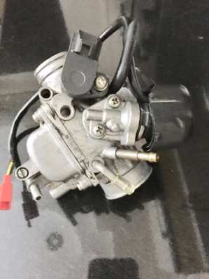 Used and working Piaggio carburettor.