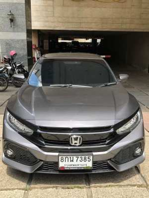 2019 CIVIC HATCHBACK TURBO - SAVE 220,000 THB for just1985 KM mileage