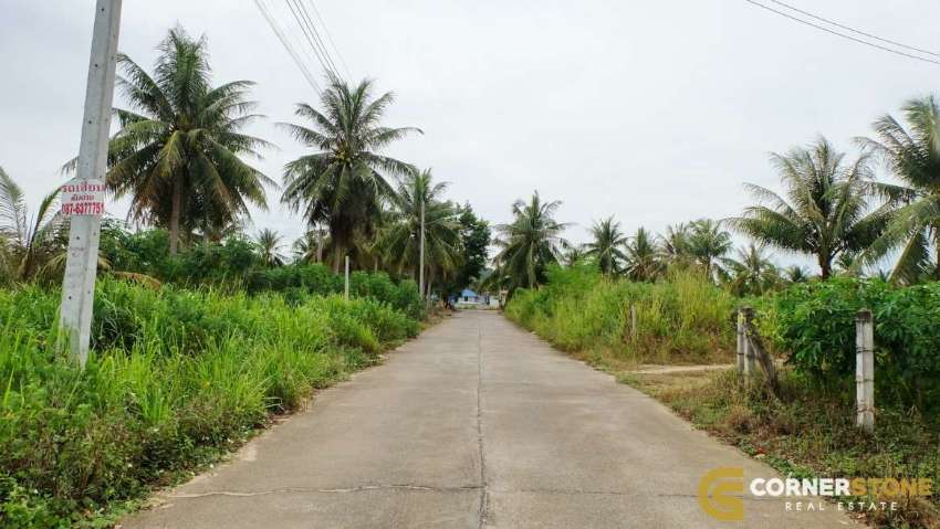 #LS1131  249 Sq.Wah Land in Pong For Sale At East Pattaya