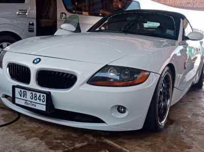 BMW Z4  ( 2004 )  2.2 l 6 Cyl.
