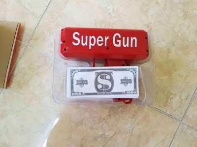 money spray gun