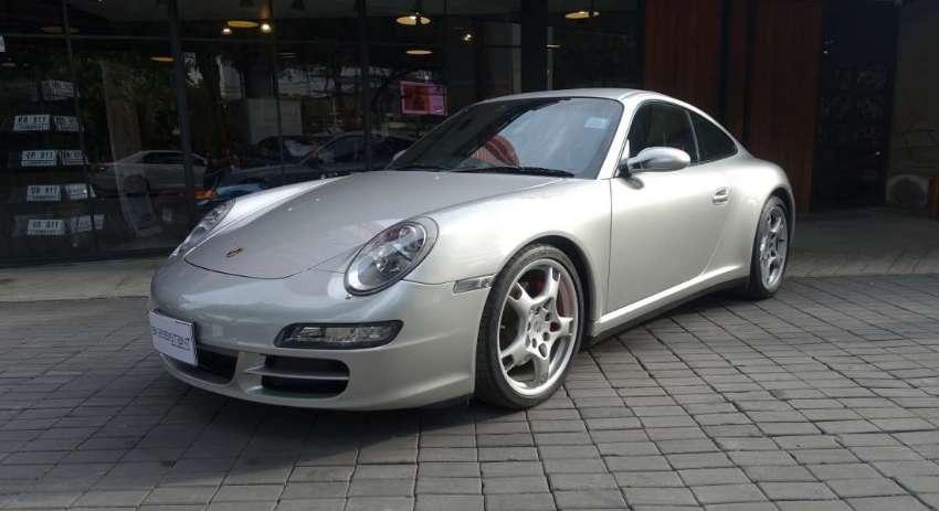 PORSCHE 911 CARRERA 4S (997)