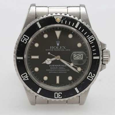Rolex Submariner Wanted