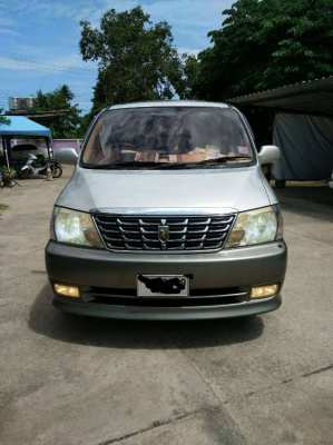 Toyota Grand Hiace Van for sale Year 2011, LPG, Automatic gear.