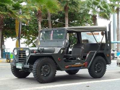 jeep m151