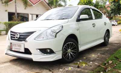 RENT Nissan Almera -TOP- Autom.-only 15000 / per Month