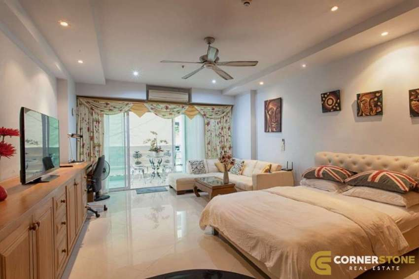#CS1047  A Wonderful Condo In Pattaya City For Sale @View Talay 6