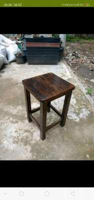 pine wood stools