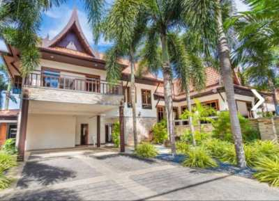 Beautiful 3 Bedroom With Pool Villa , Forsale , Rawai, Chalong.