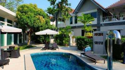 tropical villa  for rent