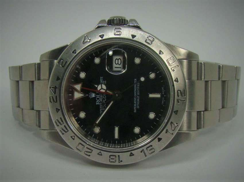 ROLEX, we buy and sell them and also other high end watches