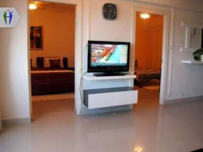 Condo for Rent 2 Bedrooms 1  000 baht Next to Tepprasit Road Pattaya