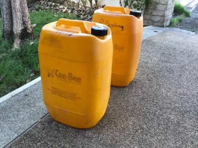 Cee Bee Fuel Canisters