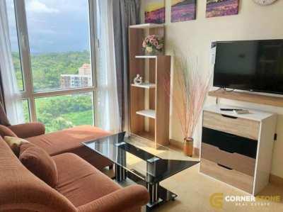 #CR960  Sea View Condo For Rent In Prarumnak @The Cliff