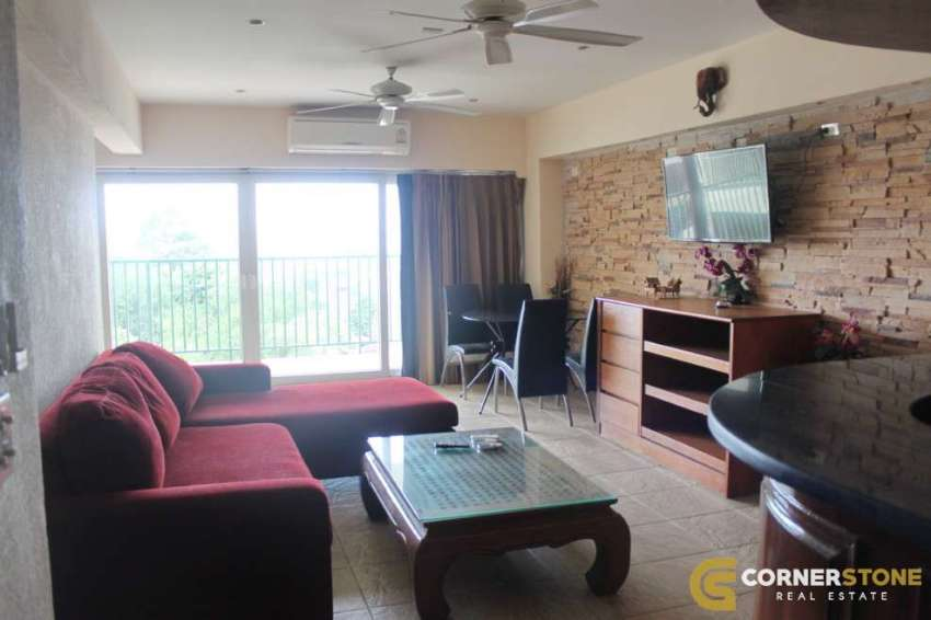 #CS1132  1 Bedroom Sea View Condo For Sale At Pratumnak