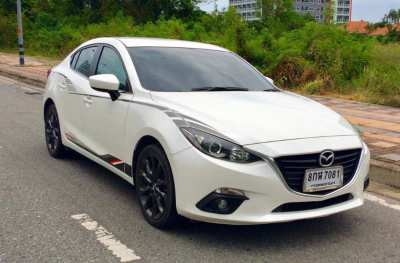 Mazda 3 2.0L 2016 Racing Edition