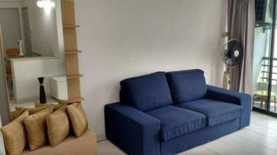 68 sqm, 2 Bedroom condo in  On Nut