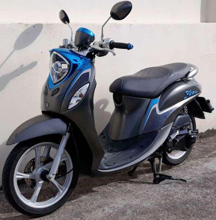 08/2018 Yamaha Fino 2.xxx km 42.900 ฿ Finance by shop