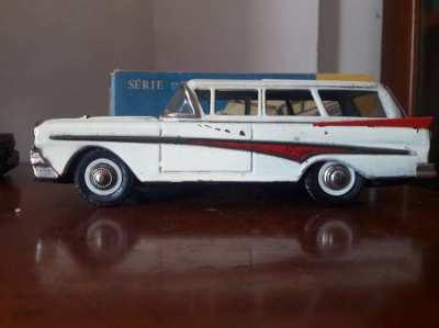 Vintage Toy JOUSTRA france 1950