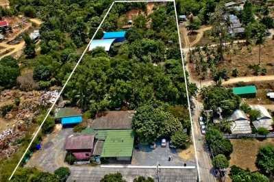Land zu verkaufen in Koh Samui