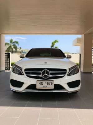 Mercedes Benz C350E AMG - LIKE NEW LOW MILES