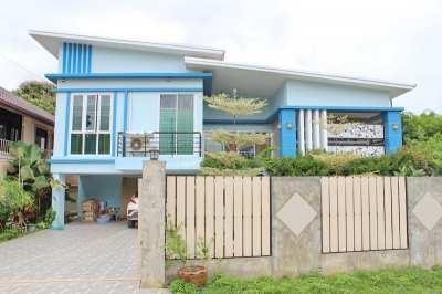 B̂ān s̄wy cheīyngrāy 16/5000 Beautiful House Chiang Rai