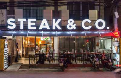 Profitable Turn Key Restaurant & 12 Room Guesthouse - Central Pattaya