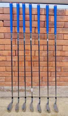 Cobra F7 one-length irons