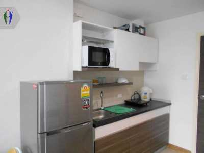 For rent Thepprasit Condo 8,000 baht ready to move in