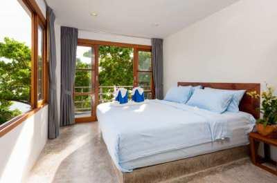 Seafront Luxury 3 Bedroom Villa, Koh Tao