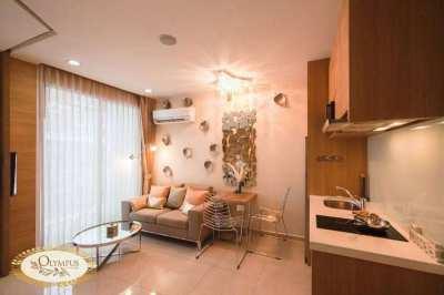 Resale Contract Olympus city garden 1 bedroom