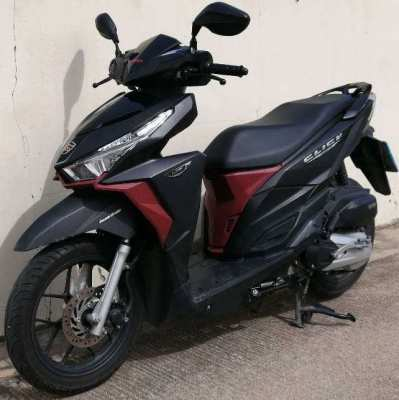 03/2016 Honda Click 125 LED 36.900 ฿ Finance by shop