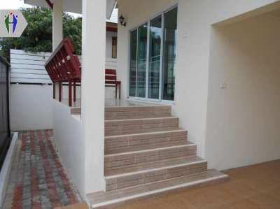 Single House for rent at Soi.Nonghin Chaiyapruk Pattaya