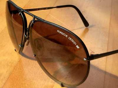 Vintage Carrera PORSCHE Sunglasses Original !
