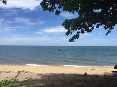 Absolut Beachfront Land for sale ! -  Great Investment!