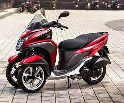 Yamaha TriCity 3 wheel