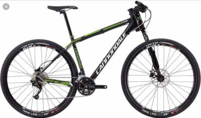 Cannondale Aluminium Mountain Bike