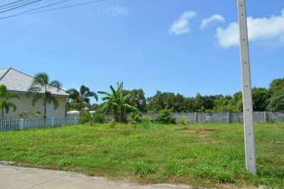 2 land plots for sale in Nature Home close to Suan Son beach