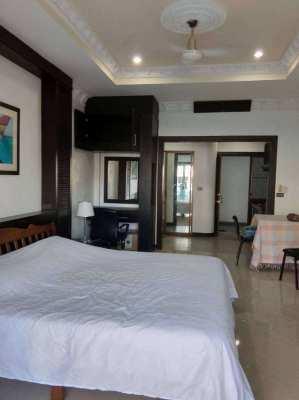 Apartment near Jomtein beach pattaya for rent 9,000 baht