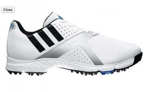 Adidas powerband LT WD  Golf Shoes UK 10 1/2