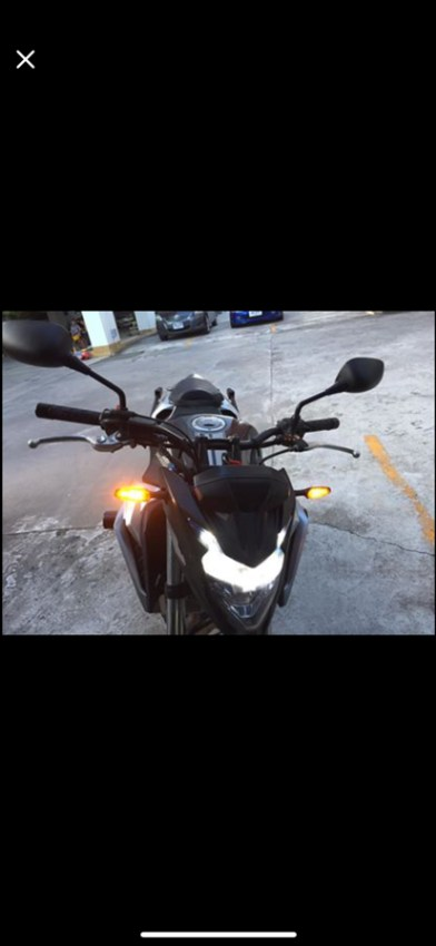 Honda CB500F w/ many extras. Includes 1st class insurance (139,000.00)