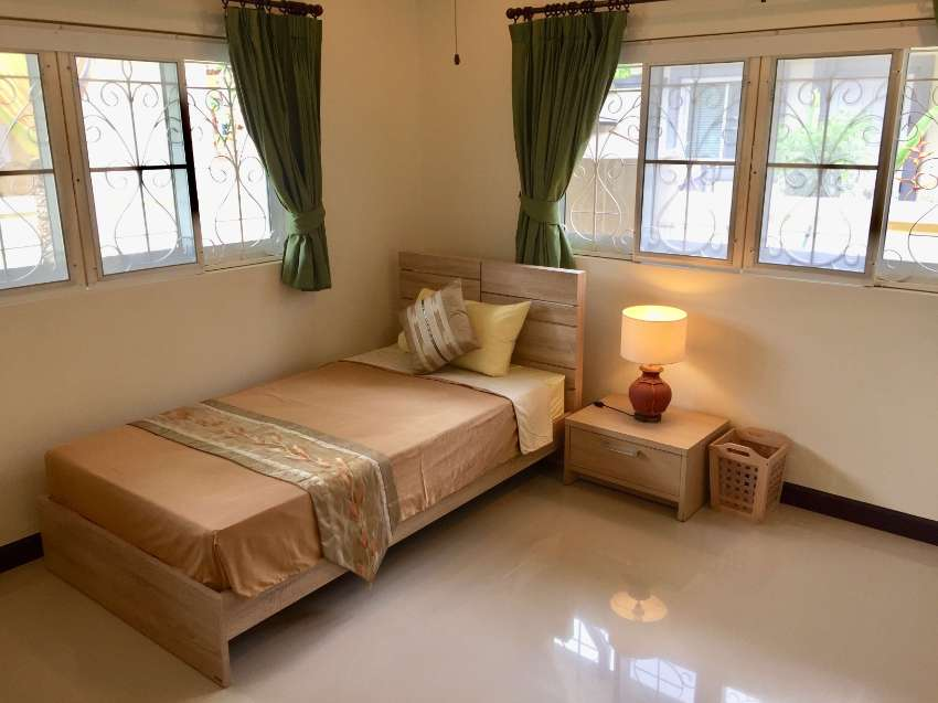 Beautiful well maintained fully furnished Villa and Saloon Car